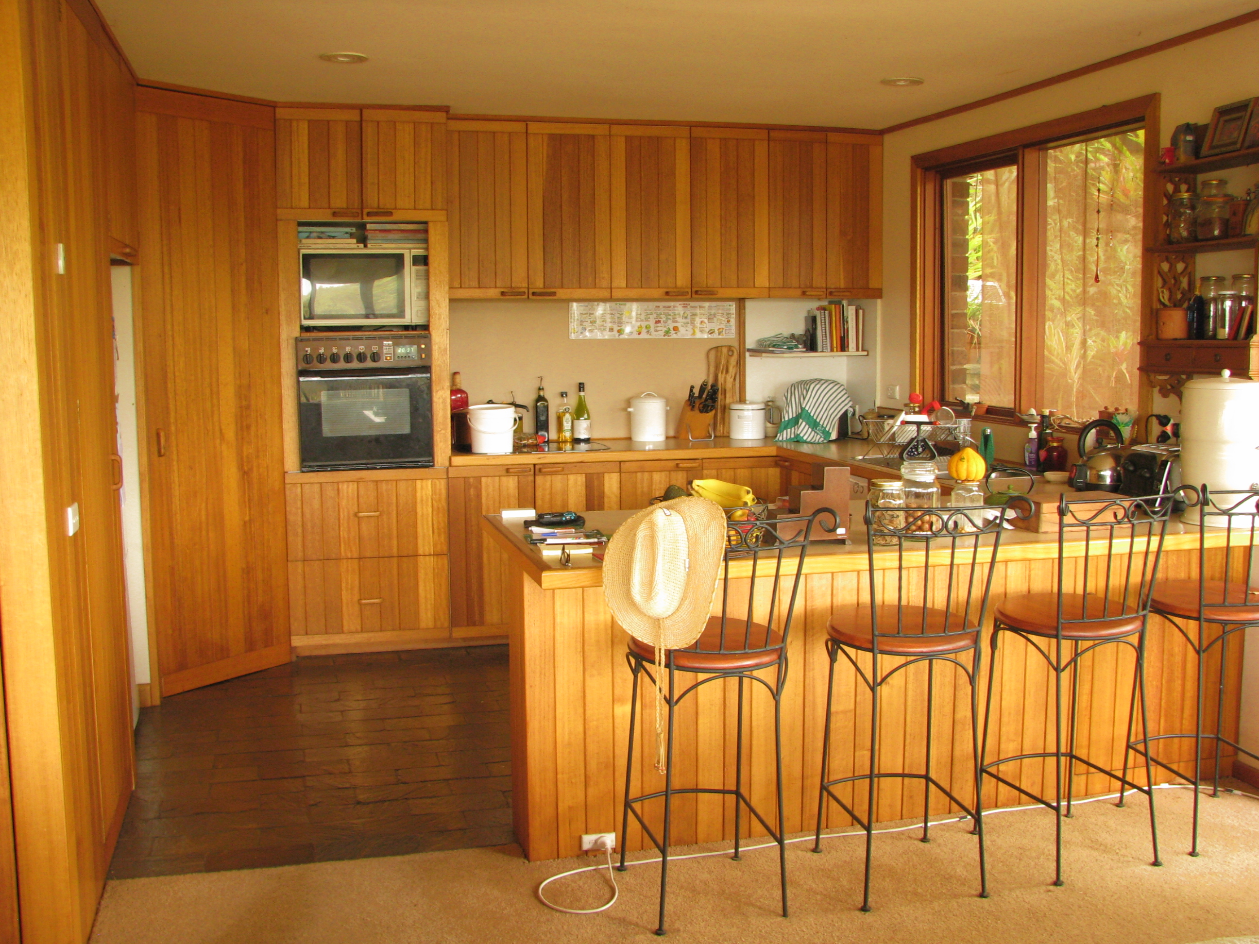 Tasmanian Oak Kitchen Ordinary 2 Extraordinary